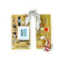 Placa eletronica potencia e interface para lavadora brastemp versao 2 - CP PLACAS