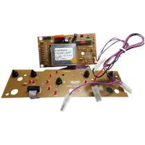 Placa eletrônica potência/interface lavadora brastemp bivolt c.p - CP ELETRONICA