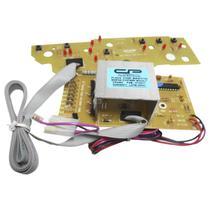 Placa eletrônica potência interface lavadora brastemp c.p - Cp Eletronica
