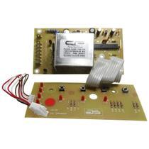 Placa eletrônica potência/interface lavadora consul bivolt cp - Cp Eletronica