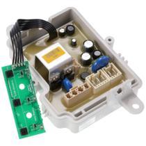 Placa eletronica potencia lavadora brastemp consul 10 11 12kg 220v w10709306 -