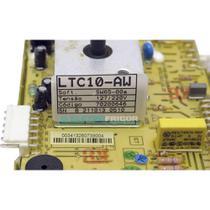 Placa eletronica potencia lavadora electrolux 127v 220v ltc10 70200646 antiga 70200461 -