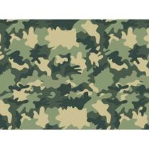 Placa Em Eva Estampado 60x40cm Camuflado Exercito 2mm PCT.C/05 Make+