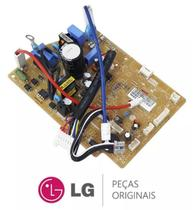 Placa Evaporadora Ar LG Inverter Asnw122hdw0 Asnw092hdwo -