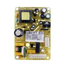 Placa Fonte Bivolt Top Load 15Kg Original Lavadora Electrolux LBU15 - 70200982 -