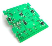 Placa interface compatível lavadora electrolux lt09b lte08 bivolt alado -