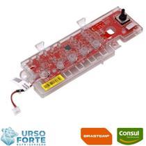 Placa Interface Consul Cwe15/cwl16 W10751205/w10758076 - Brastemp / Consul