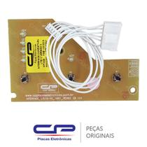 Placa Interface / Display 64502207 Lavadora Electrolux LTE12 - Cp
