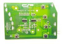 Placa Interface Electrolux Led Verde Ltc10 Ltc15 64500135 - Cp Placas