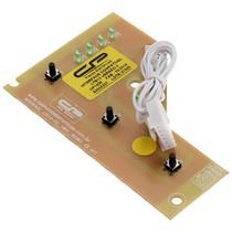 Placa Interface Lavadora Electrolux LTE12_V2 64502207 - CP 1436 - CP Placas Eletronicas