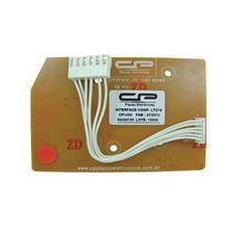 Placa Interface Lavadora Electrolux Turbo Ltc10 Cp1435 -