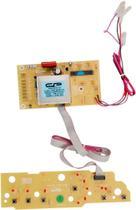 Placa Interface + Potencia Da Lavadora Roupas Brastemp Bwf09a Bivolt Cp0485 CP PLACAS (9090187742) -