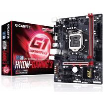 Placa mae 1151 gigabyte ga-110 m-gaming 3 -ddr-4