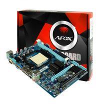 Placa Mae AFOX A78-MAD4 AM3 VGA DDR3 M-ATX -