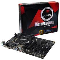 Placa Mãe Afox IB250-BTC Mining B250 12P LGA1151 2x DDR4 PCI-E VGA DVI-D até 11 VGA PCI Express Mineração Bitcoin Ethereum -