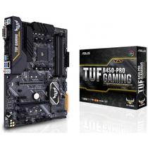 Placa Mãe AMD AM4 Asus TUF B450 PRO GAMING