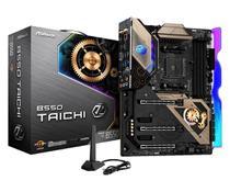 Placa-Mãe ASRock B550 Taichi AMD AM4 ATX DDR4 -