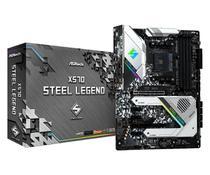 Placa-Mãe ASRock X570 Steel Legend AMD AM4 ATX DDR4 -