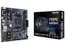 Placa Mãe Asus A320M-K/BR AMD AM4 DDR4 - Micro ATX -
