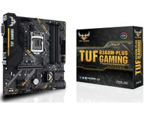 Placa-Mãe Asus GAMING (TUF B360M-PLUS90MB0Y40-C1BAY0) Intel 1151 DDR4 mATX