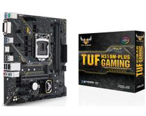 Placa-Mãe Asus GAMING (TUF H310M-PLUS90MB0Y50-C1BAY0) Intel 1151 DDR4 mATX