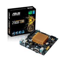 Placa Mãe Asus J1800I-C/BR mini-ITX Intel Dual Core J1800 2.41 GHZ DDR3 VGA HDMI USB 3.0 -