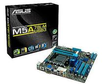 PLACA-MAE ASUS (M5A78L-M PLUS/USB390MB0RB0-M0EAY0) AMD AM3+ DDR3 Micro ATX