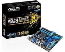 Placa-Mãe Asus (M5A78L-M Plus/USB390MB0RB0-M0EAY0) AMD AM3+ DDR3 Micro ATX