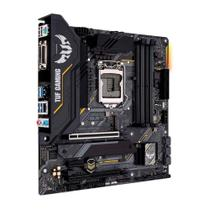 Placa-mãe Asus p/Intel 1200 B460M-Plus TUF Gaming 4xDDR mATX 90MB1450-C1BAY0 -