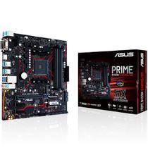 Placa Mãe Asus Prime AMD B450m Gaming/Br Dddr4 -