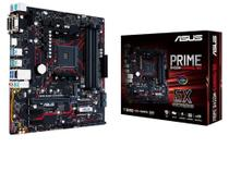 Placa Mãe Asus Prime B450M-Gaming/BR AMD  - AM4 DDR4 Micro ATX -