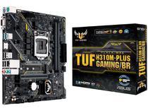 Placa Mãe Asus TUF H310M-PLUS GAMING/BR - Intel LGA 1151 DDR4 Micro ATX