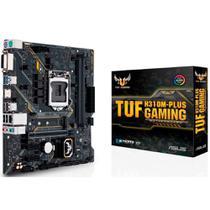 Placa mãe Asus TUF H310M PLUS GAMING/BR LGA 1151 - Chipset Intel H310 - USB 3.1 - Slot M.2 -