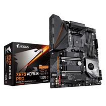 Placa Mãe ATX Gigabyte X570 Aorus Pro Chipset AMD X570 AM4 DDR4 -