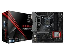 Placa mae b360m performance fatal1ty socket 1151 box asrock