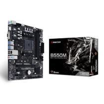 Placa Mae Biostar B550MH DDR4 Socket AM4 Chipset AMD B550 -