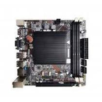 Placa mae box ddr3 c/ celeron dual core rede 10/100/1000 bluecase - mini itx / vga / hdmi -