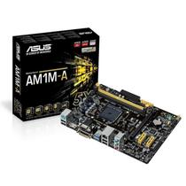 Placa-mãe com soquete AMD AM1 com exclusiva tecnologia 5x Protection - Asus