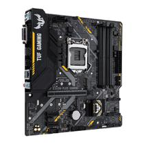 Placa Mãe Gamer Asus TUF B360M-PLUS GA 1151 2X DDR4 USB3.0 HDMIVGA -