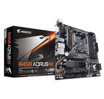 Placa-Mãe Gigabyte B450 AORUS M AMD AM4 mATX DDR4 -