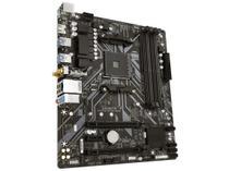 Placa Mãe Gigabyte B450M DS3H WIFI AMD - AM4 DDR4 ATX