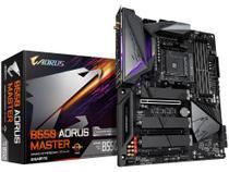 Placa Mãe Gigabyte B550 Aorus Master - AMD AM4 DDR4 ATX