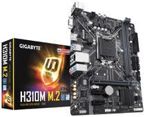 Placa Mãe Gigabyte H310M M.2, DDR4, LGA 1151, HDMI, Micro ATX, 8 Geração - Gigabyte -