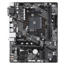 Placa Mae Gigabyte Micro ATX (AM4) - DDR4  Chipset A320 - GA-A320M-S2H -