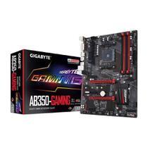 Placa Mae Gigabyte RYZEN ATX (B350) DDR4 - GA-AB350-GAMING 3 -
