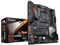 Placa Mãe Gigabyte X570 Aorus Elite AMD AM4 - DDR4 ATX
