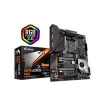 Placa Mãe Gigabyte X570  Aorus Pro RGB/VEGA Graphics 9MX57APRO-00-10 -