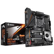 Placa-mãe Gigabyte X570 Aorus Pro WiFi, AMD AM4, ATX, DDR4 -