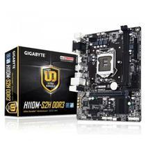 Placa Mãe H110M-S2H (LGA1151/DDR3/HDMI/DVI/VGA) - Gigabyte -