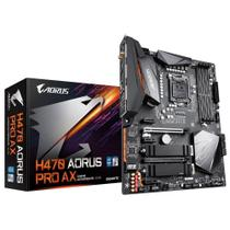 Placa Mãe H470 AORUS PRO AX Intel LGA 1200 DDR4 ATX GIGABYTE -